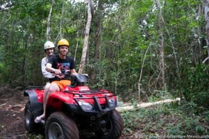 Atv tour in Playa del Carmen and Cancun
