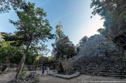 Temple of Coba
