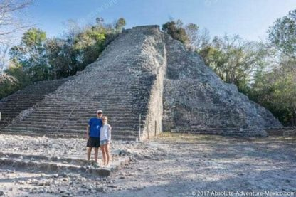 Early coba tour avoid crowds