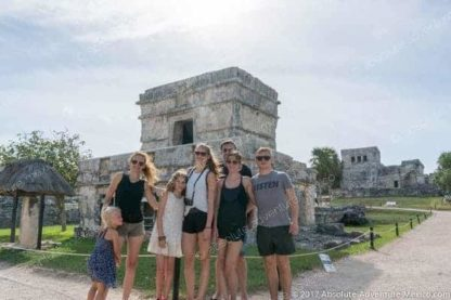 private tour of tulum ruins