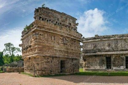 Ruins of Chichen Itza Mexico