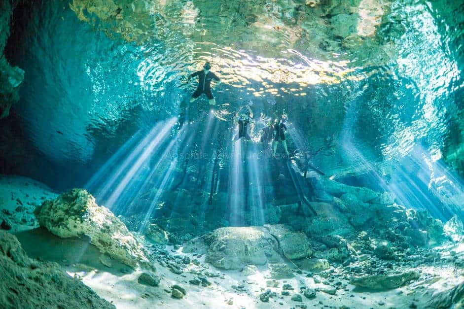 Image result for Cenote of Ojos