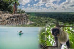 coba and punta laguna tour