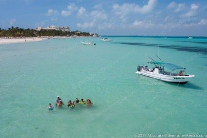 Plage Isla Mujeres