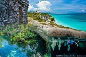 private tour tulum and cenote