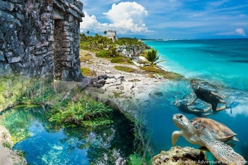 Tours From Playa Del Carmen To Coba